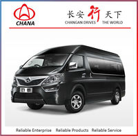 2014 BEST used Changan hiace bus