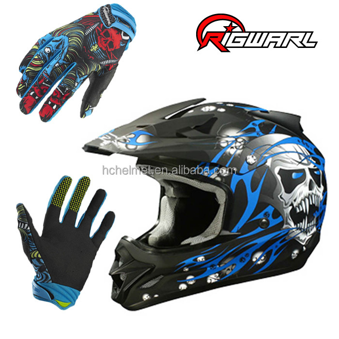 RIGWARL Motorcycle Accessories Motor Cross Helmet