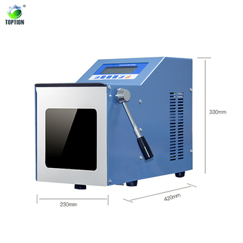 400ml Capacity Lab Autoclave Sterilizer/stomacher Blender/sterile Homogenizer