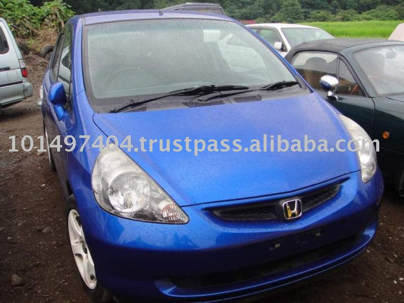 Used HONDA Fit (Jazz) 1.5T L-PG
