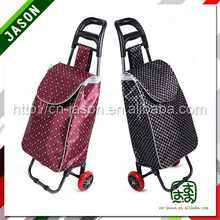 folding hand cart hot sale supermarket urbanista shopping trolley