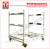Steel pallet rack for auto parts, for automobile production line