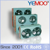 YEMOO FN series industrial evaporative air cooled condenser price for refrigeration units cold room