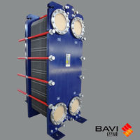 Gasket Plate Heat Exchanger for Steam Heating,BAVI Gasket Plate Heat Exchangers Stainless Steel