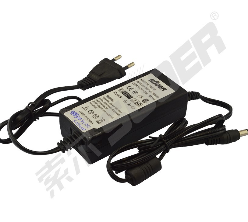 Suoer 12V 3A Laptop Adapter Universal AC Power Adapter