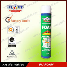 750ml PU foam chemicals spray