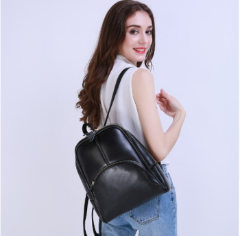 2017 NEW fashion backpack women backpack Leather school bag women Casual style