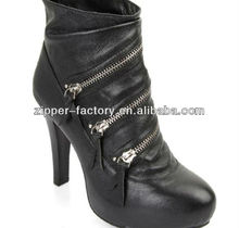 Well-reputed Metal Zipper for boots