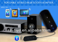 Portable Stereo bluetooth adapter for car aux NT-BA001