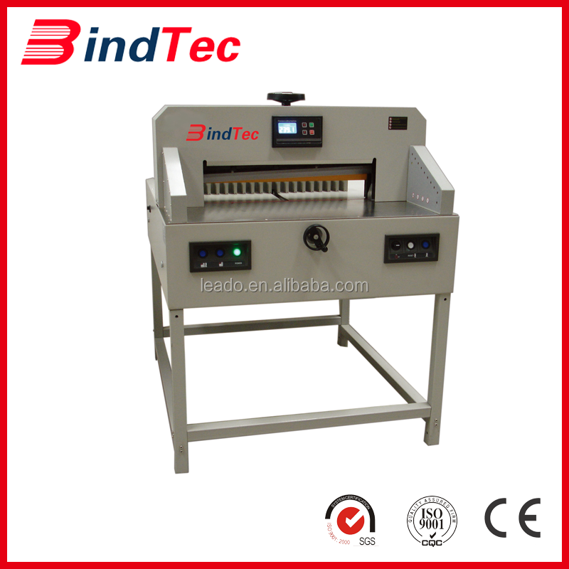BD-7208DS Programmable Paper Guillotine Cutter Cutting Machine+CE,Heavy Duty
