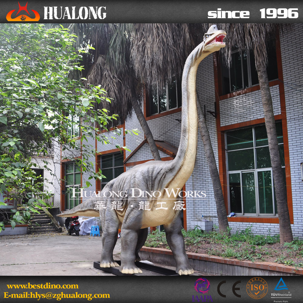 People like vivid giant dinosaur toy for park and museum