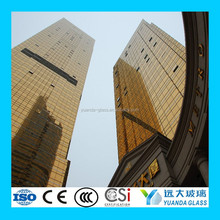 10mm low-e Solar Control Coated Tempered Glass For Doors and Windows