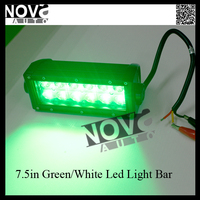 120w Creechips light bars off road led light bar wireless remote control amber led light bar