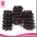 wholesale peruvian deep wave she's happy human hair for braiding
