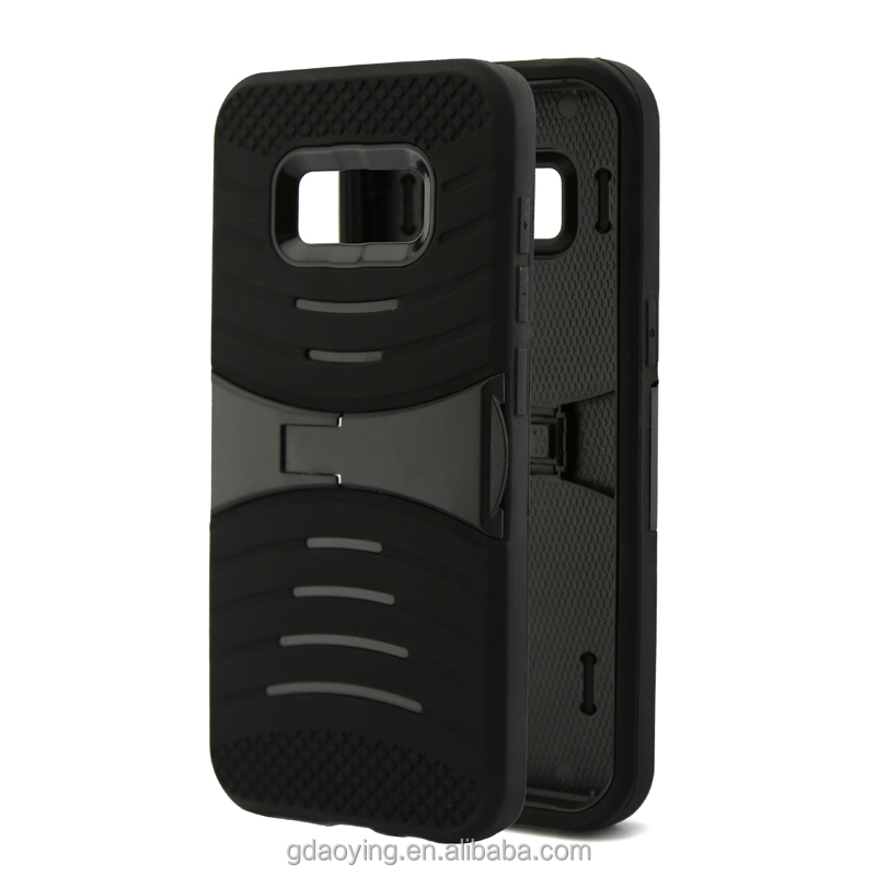 alibaba express 2 in 1 tpu+pc rugged armor mobile phone case for Samsung S8 s8 plus