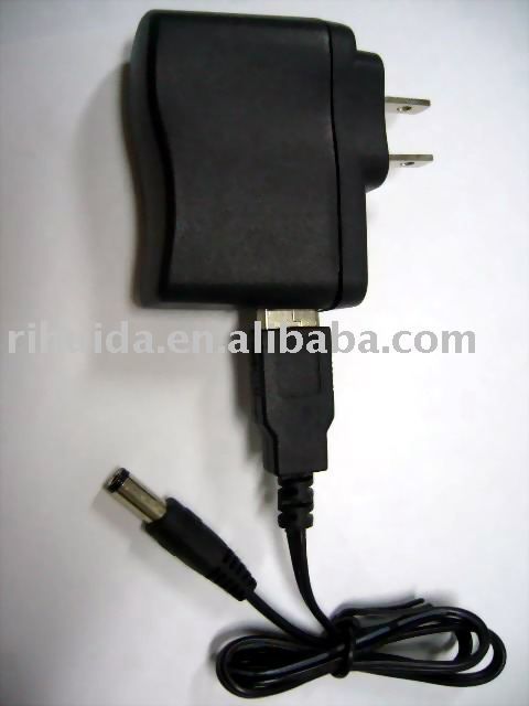 USB Adapter -USB Charger -USB travel charger for MP3 MP4 MP5 PC Mobile Phone Camera etc
