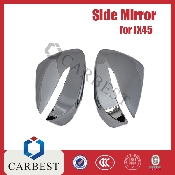 High Quality Side Mirror Cover For IX45