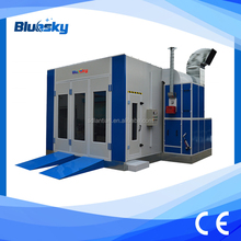 coating machine/paint booth with water curtain/spray booth