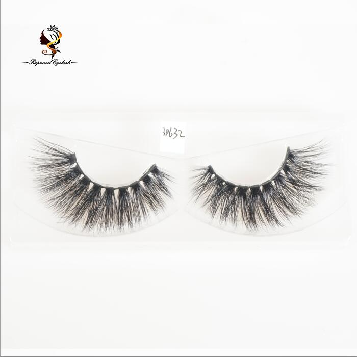 Natural Black Trade Assurance eye lashes mink private <strong>label</strong>