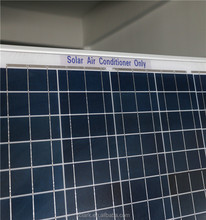 100% solar air conditioner 100% solar power system seasonal promotion 2015 new solar product