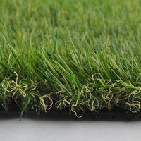 Decoration Natural Green Plastic Lawn Grass