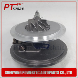 Car turbo GT17 757042 03G253014K Turbocharger cartridge core chra for Volkswagen Golf V Jetta V Passat B6 Touran 2.0 TDI