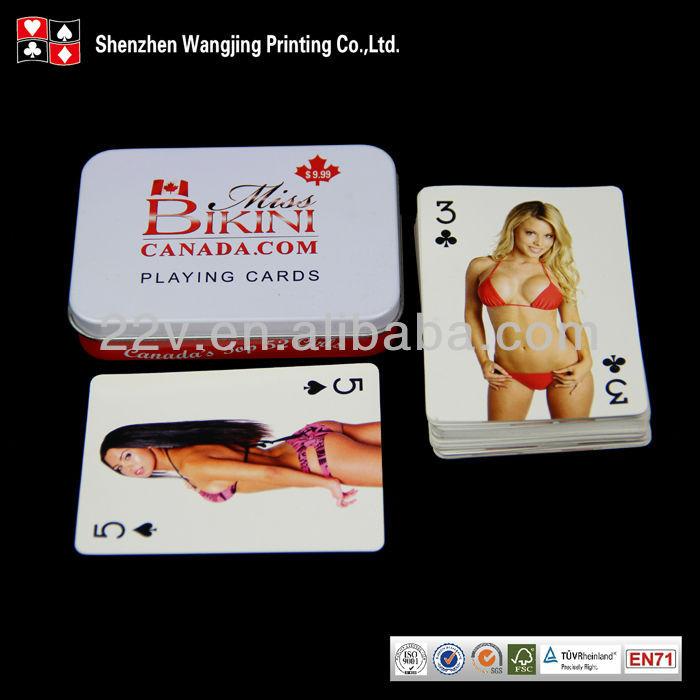 Игральные порнокарты фото