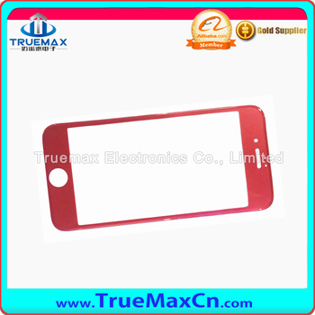 New Red Tempered Glass For Iphone 7 7 Plus Red Glass Film Screen Proctector