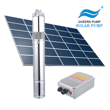 Solar Powered Submersible Deep Well Water Pumps Solar Well Pump