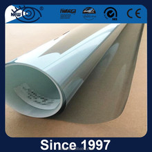 Non-reflective insulation Films for car and building reducing heat and glare