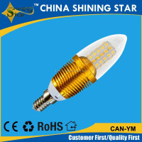 E14 E27 Dimmable LED Candle Light, 3w 4w 5w 6w LED Candle Bulb,Candle LED light Alibaba China