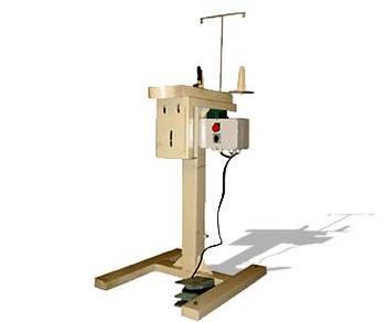 pedestal machine