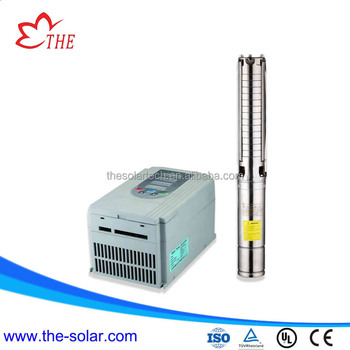 1HP to 25HP solar water pump system