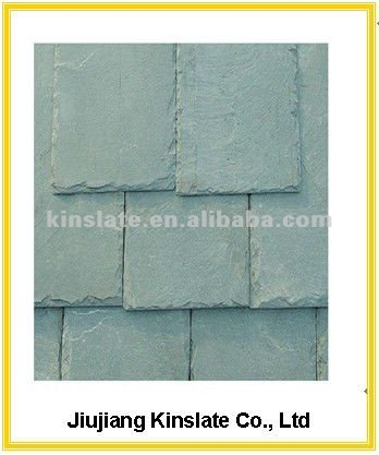 Kinslate Natural Slate Roof Shingles Green Slate Roof Green Tile Roof