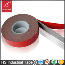 Pressure Sensitive Dual Sided Permanent Acrylic Foam Tapes With ISO9001&TS16949 Certificates