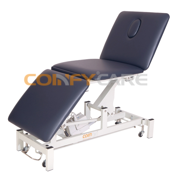 Coinfy EL03E hospital treatment bed electric examination table manufacture