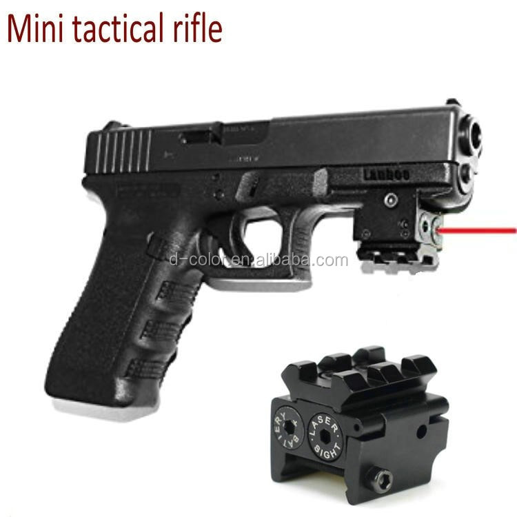 Hot selling 5mw small laser sight tactical riflescopes red dot laser sight