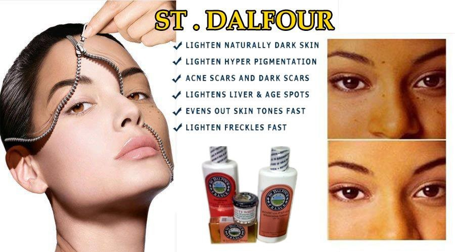 St. Dalfour France Whitening Product