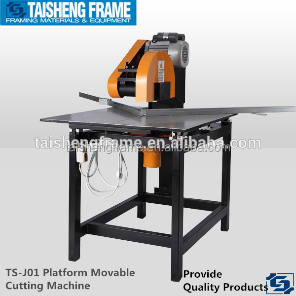 Electro Hydraulic Mitre Guillotine Miter Saw Picture Frame Cutting ...