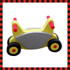 Manufacturer eva foam customized toy car kid baby tricycle