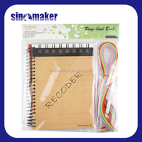 A5 Hardcover Spiral School Notebook With