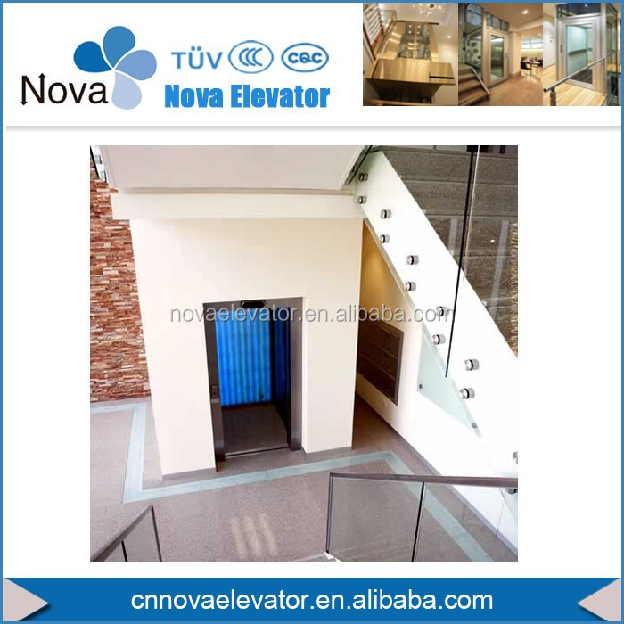 400KGS, 5 Persons Small Home Lift Elevator