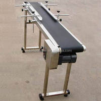 Adjustable speed small Belt Conveyor