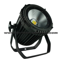 led cob par light outdoor 100w rgb 3in1