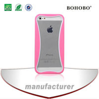 One plus one curve design best bumper covers for iphone5