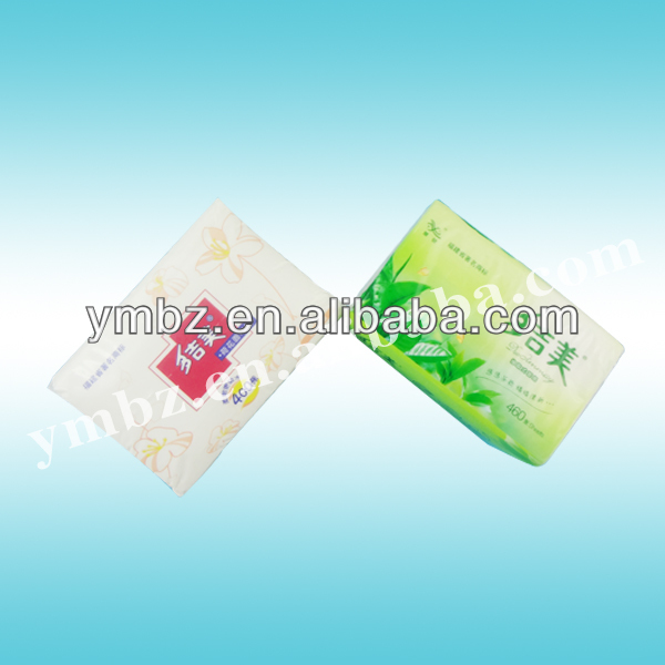Lot of plastic packaging bags for napkin tissue market