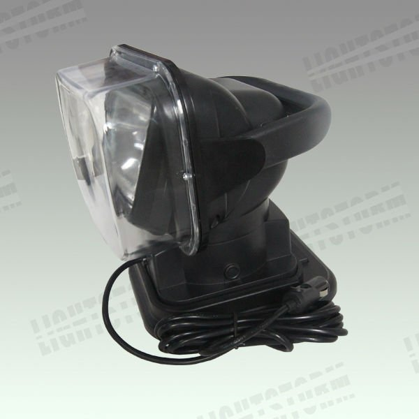55W HID Xenon Work Light 12V 24V SUV Truck ATV Flood