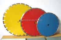 "Small size 10"" saw blade/ circular diamond cutting saw blade for floors and concrete"