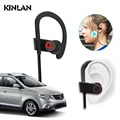 Kinlan Amazing Sound Bluetooth Stereo Headset with Microphone, High Quality audiofono bluetooth of Best Selling Products