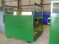 TG27 6m3 Custom design wire storage cage container
